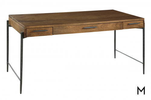 Bedford 3-Drawer Writing Desk