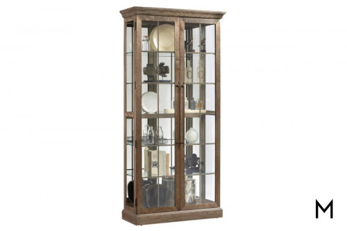 Heritage Curio Cabinet