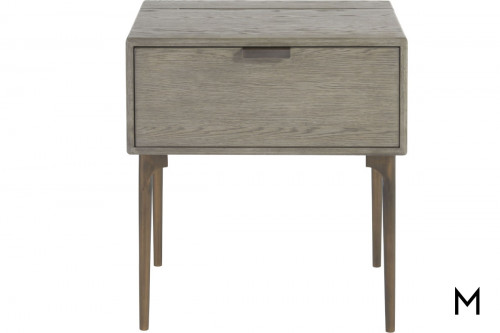 Lawson Nightstand with Power Outlets