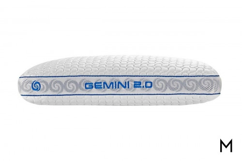 Gemini 2.0 Boost Pillow