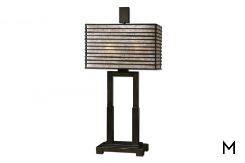 Benton Mica Table Lamp
