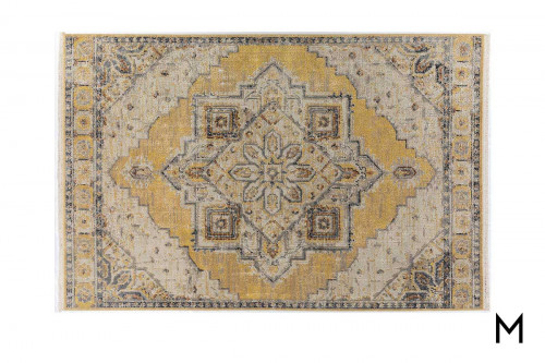Baku Lemon Area Rug 8'x10'