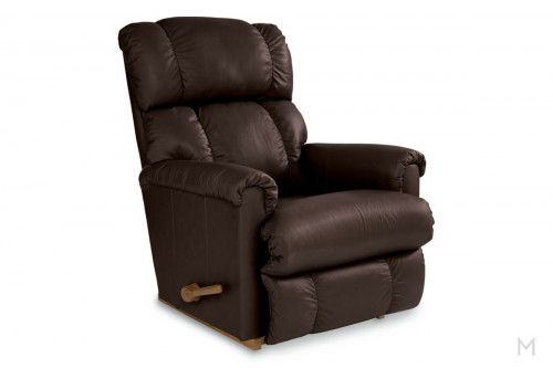 Pinnacle Rocker Recliner in Nappanee Espresso