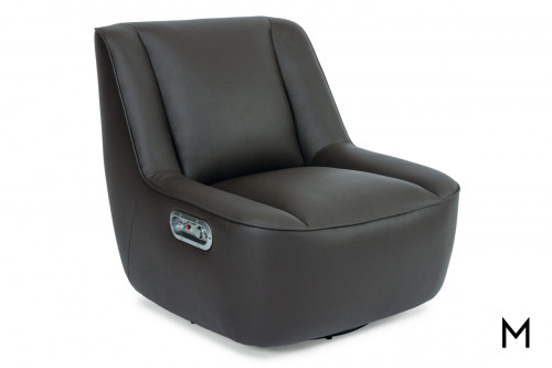 Media Chair with Built-In Speakers