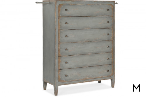 Ciao Bella 6 Drawer Chest
