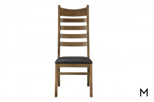 Royal Heritage Side Chair with Ladder Back