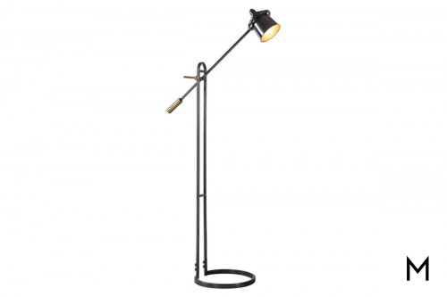Adjustable Arm Floor Lamp
