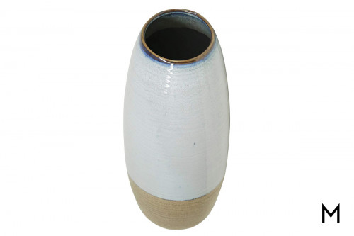 Traditional Tall Ceramic Vase