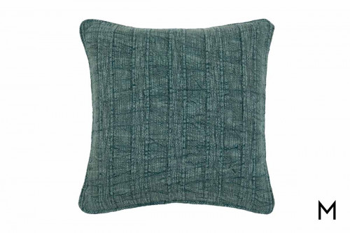 "Heirloom Linen Pillow 22""x22"""