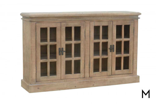 Courtland Media Cabinet