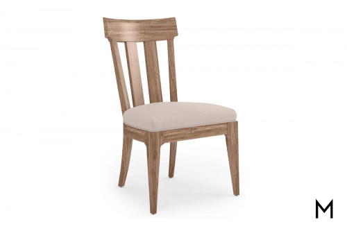 Slat-Back Side Chair