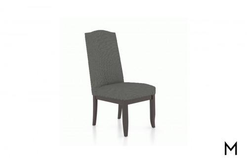 Kaffe Dining Chair with Padded Seat and Back