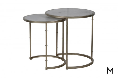 Eclipse Stacking Tables Set with 2 Tables