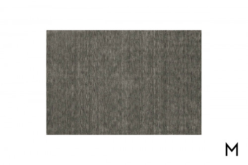 Rafia Charcoal Wool Area Rug 9'x13'