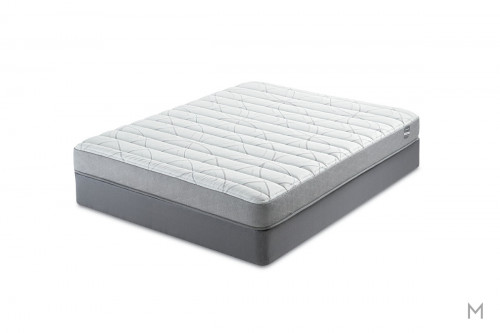 Mattress 1st Northampton Firm Mattress - Queen with Gel-Enhanced Memory Foam