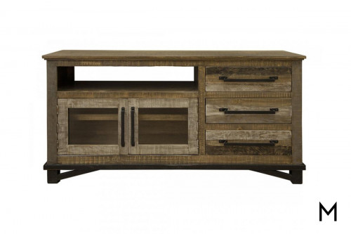 """Rustic 62"""" TV Stand"""