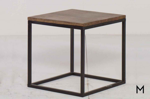 M Collection Ramey Lamp Table