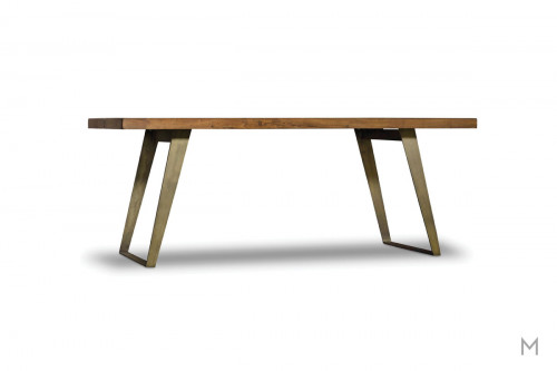"Transcend 79"" Rectangular Dining Table made of Acacia Wood"