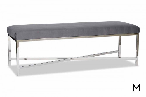 Ferdinand Polished Bench