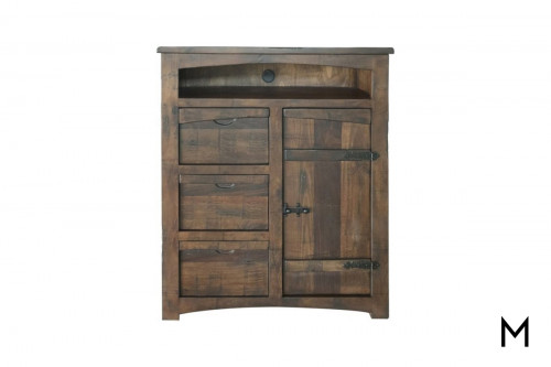 Mezcal TV Chest with 3 Drawers