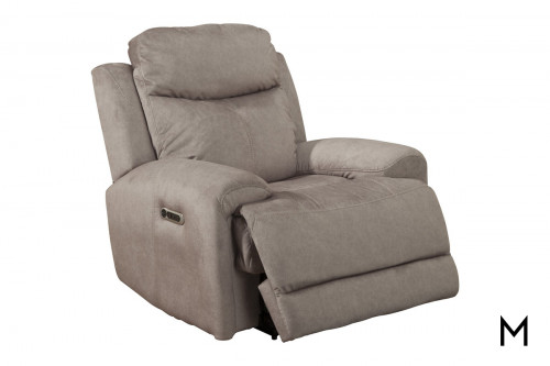 M Collection Doe Power Recliner