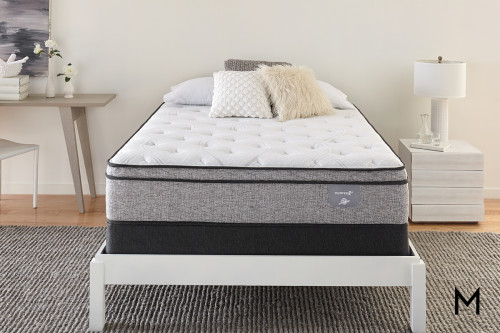 Serta Danville Euro Top Full Mattress