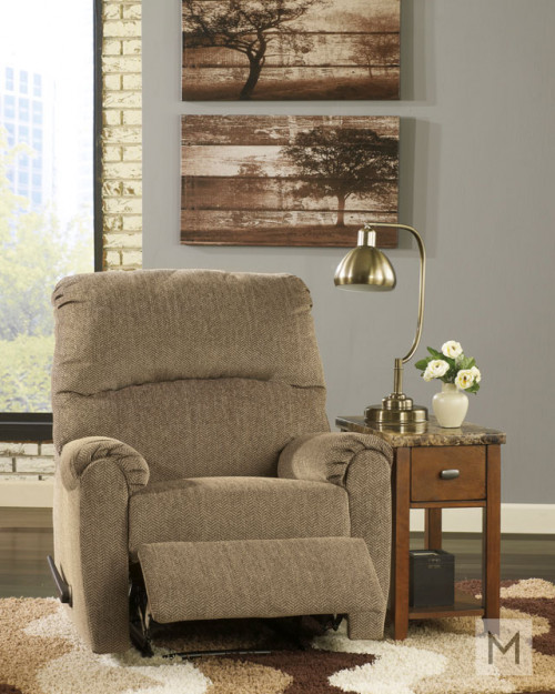 Pranit Zero Wall Recliner in Cork