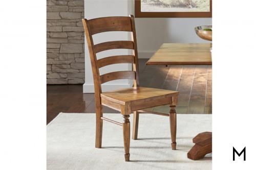 Bennett Ladder Back Side Chair