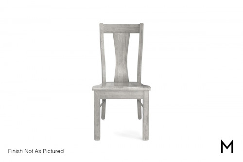 Maple Side Chair in Autumn Gray