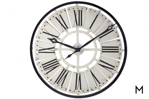 Pierre Wall Clock