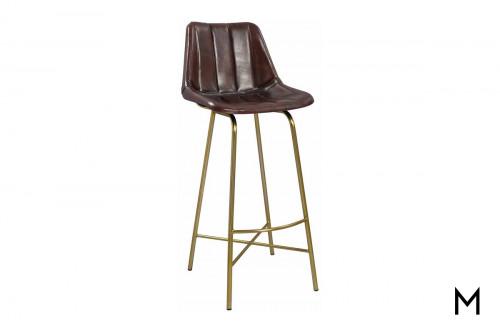 Vintage Bucket Barstools