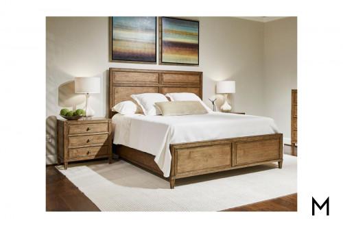 Framed Panel King Bed