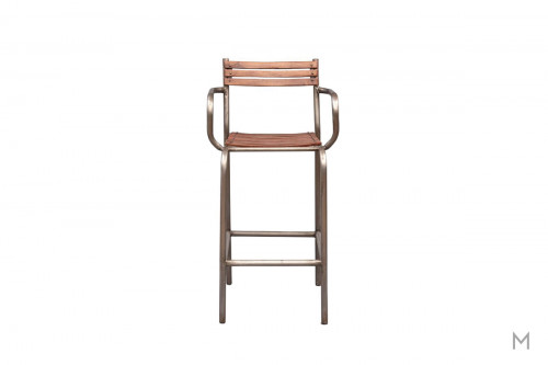 Barclay Barstool with Slat Back