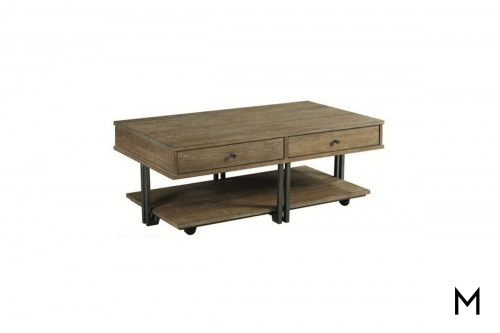 Saddletree Coffee Table