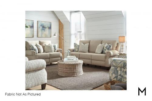 M Collection Key Largo Power Reclining Sofa