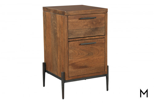 Bedford 2-Drawer File Cabinet