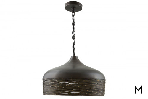 Onion Dome and Nest Pendant Light