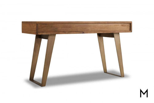 Transcend Writing Desk made of Acacia Wood