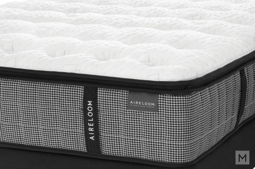 Aireloom Crystal Cove Firm Mattress - Queen with Temperature Regulating CelsionPLUS™