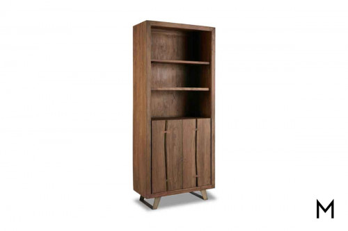 Transcend Bookcase made of Acacia Wood