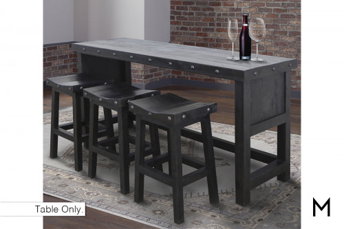 M Collection Console Dining Table