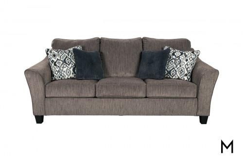 Nemoli Sofa in Slate