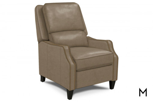 Dorian Accent Chair with Nailhead Trim