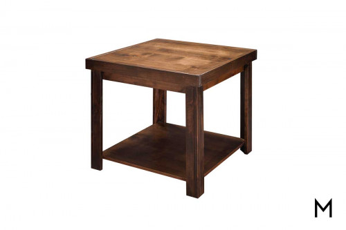 Sausalito End Table in Whiskey