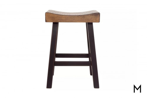 Glosco Counter Saddle Stool