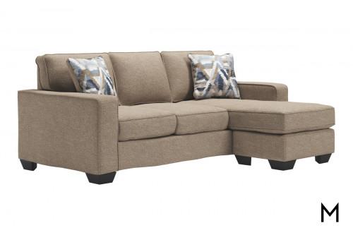 Contemporary Chaise Sofa