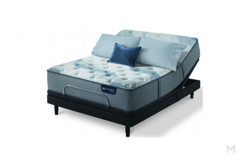 Serta iComfort Hybrid Blue Fusion 100 King Mattress