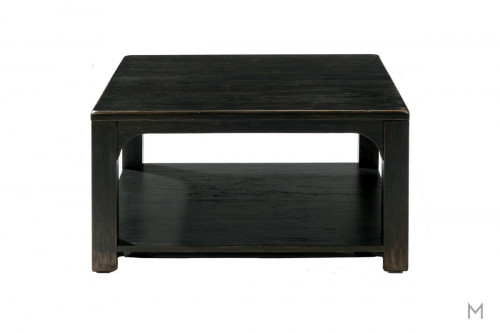 Homestead Square Coffee Table in Birch Veneer