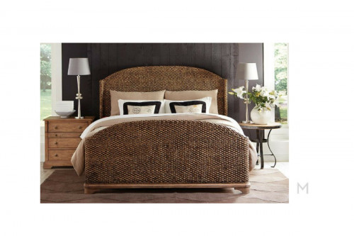 Woven Woods King Bed