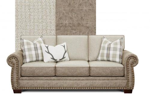 Northwest Paloma Sofa with Nailhead Trim